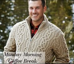 Monday Morning Coffee Break   October 21