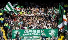 Stand Up for the Green Brigade – Celts Are Here Glasgow Green, Celtic Green, Celtic Fc, Fifa 20, Best Fan, Stand Up, The Row, Fans, The Unit