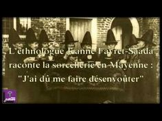 L'ethnologue Jeanne Favret-Saada raconte la sorcellerie en Mayenne - YouTube