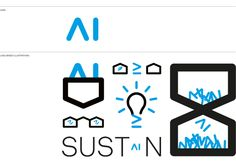 Corporate & Brand Identity  /  AI Gruppen by Robert Daniel Nagy, via Behance