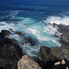 ·rough sea·