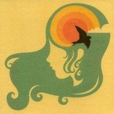 '70s art inspiration: Art Nouveau