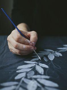 Cómo pintar sobre tela de manera sencilla