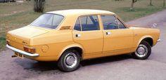 1973 Morris Marina