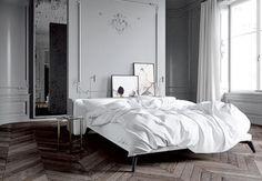 Beautiful Parisian apartment.