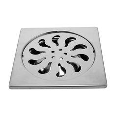 Klaxon Bathroom Floor Drain Jali - Anti-Cockroach - 15x3x5 #Floor_drain #Kriosdirect