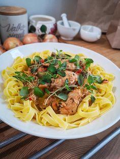 Vladimirin kana - todellisen herkuttelijan valinta - Kohokohta.com Chili, Spaghetti, Keto, Pasta, Ethnic Recipes, Food, Chile, Essen, Meals