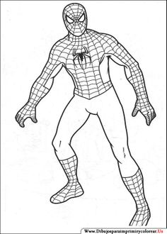 Get The Latest Free Spiderman Coloring Pages Images Favorite To Print Online By ONLY COLORING PAGES