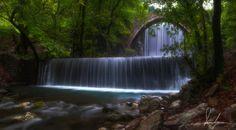 Waterfalls Palaiokarya - null
