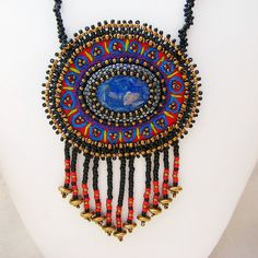 #Nature's Jewel Necklace    repin .. like .. comment  :)    http://amzn.to/ZkZaw0