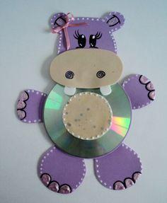 CDs reciclados                                                                                                                                                                                 Más