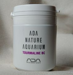 Add On Accessories Aquarium ADA TOURMALINE BC (100g) Activating The Propagation Of Bacteria And Root Growth. Improves The Substrate Environment -- For more information, visit image link. (This is an affiliate link) #aquariumaccessories