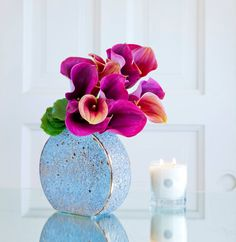 Take a peak at our new Contempo Ceramic vase collection now available for all floral arrangements!