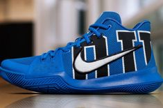 The Nike Kyrie 3 Duke Will Release Next Month