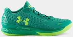 #UnderArmour #CurryOne Low 'Scratch Green' #Shoes