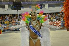 Rainha do Carnaval 2013 - Foto: Alexandre Macieira | Riotur