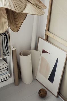 my scandinavian home: The Hepworth Limited Print Collection by Atelier by Mintstudio