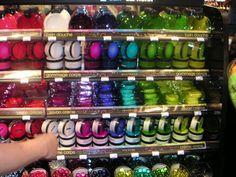 Viele viele bunte Farben! von Teresa Greve