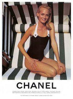 Chanel, 1990s Amber Valetta