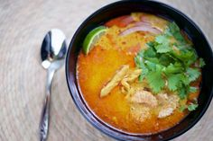 Chicken Khao Soi Recipe