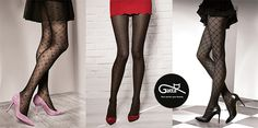 Stockings, Fashion, Socks, Fashion Styles, Pantyhose Legs, Fasion, Fashion Illustrations, Thigh High Socks, Moda