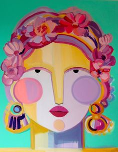 hayley mitchell - lovely combination of picasso & frida