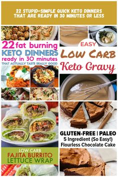 22 Quick and Easy Keto Dinner Recipes For A Keto Family Dinner That Everyone Will Enjoy. These delicious keto diet recipes for beginners are so simple to make, even the worst cook can make them! Try these keto dinner recipes easy no carb diets today. easy diet 22 Stupid-Simple Quick Keto Dinners That Are Ready In 30 Minutes Or Less Diet Tips, Diet Recipes, Easy Dinner Recipes, Easy Meals, Worst Cooks, Flourless Chocolate Cakes, Best Diet Plan, Easy Diets, Recipes For Beginners