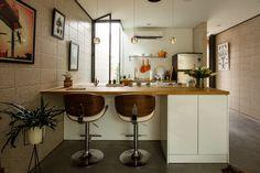 A Small, Sophisticated 468 Square Foot Urban Arizona Studio Apartment