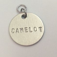Camelot Merlin BBC Once Upon a Time TV Show Hand by Disneylivin