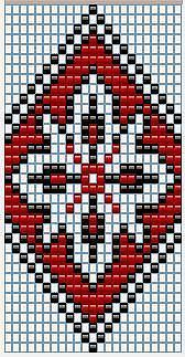 VK is the largest European social network with more than 100 million active users. Bead Loom Patterns, Beaded Jewelry Patterns, Peyote Patterns, Beading Patterns, Crochet Bedspread Pattern, Tapestry Crochet, Cross Stitch Designs, Cross Stitch Patterns, Cross Stitch Flowers