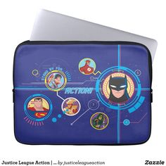 Custom Laptop, Business Supplies, Justice League, Gifts For Dad, Laptop Sleeves, Dc Comics, Action, Dad Gifts, Group Action