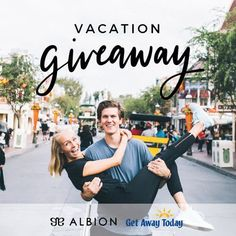 Win A $500 Albion Gift Card AND a Southern California trip for 4 from Get Away Today