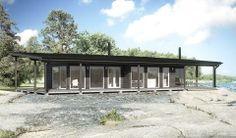 wooden house wm 107