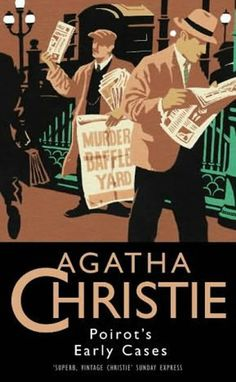 Poirot's Early Cases.  First published 1974.