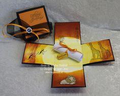 Magic Box für ein Musical Theater Konzert von majascards auf DaWanda.com