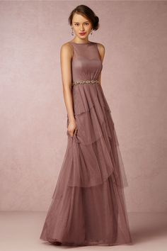 Hyacinth Dress in Dresses Mother of the Bride Dresses at BHLDN