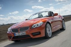 See the 2013 BMW Z4 compared!