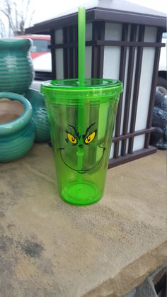 The Grinch Inspired Tumbler Christmas Gift Ideas, Holiday Gifts, Stocking Stuffer by SiplySophisticated on Etsy