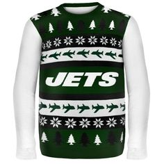 new york jets sweater new york jets football football fans ugly christmas sweater