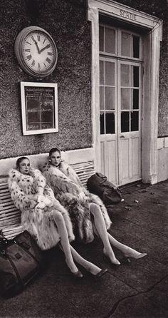 Jeanloup Sieff // Vogue Paris, 1978