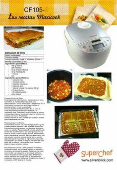 Relleno, Tuna Patties, Food Processor, Diners, Kitchens