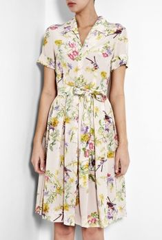 Penelope Floral Tea Dress by Project D By Dannii And Tabitha