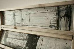 Coppia double laurazini contemporary art paint