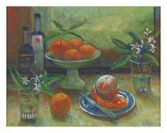 Margaret Olley (1923-2011) Still Life with Oranges