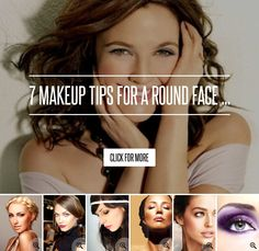 2. Apply Blush under Your Cheekbones - 7 Makeup Tips for a round Face ... → Makeup