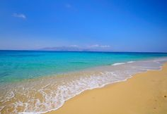 Plaka Beach on Naxos, Greece- stunning!