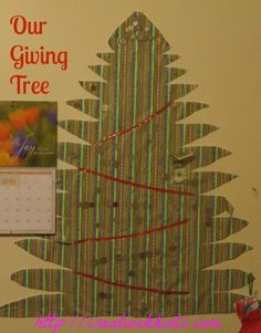 Great way to maybe save up and give to a charity or get angel tree gifts.