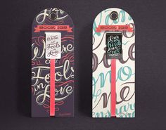 Bookjigs Literature Quotes Series (Concept) on Packaging of the World - Creative Package Design Gallery