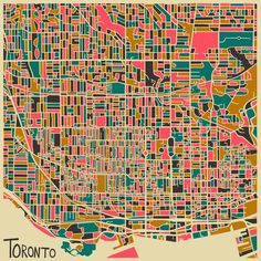 beautiful city maps - Buscar con Google