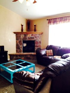 Check out this awesome Stone Fireplace!! For cold winters in Utah, a stone fireplace is the perfect home accessory! For Sale: 798 S 925 W Lehi UT 84043 MLS#1255599 Dorothy Bell 801-493-9090